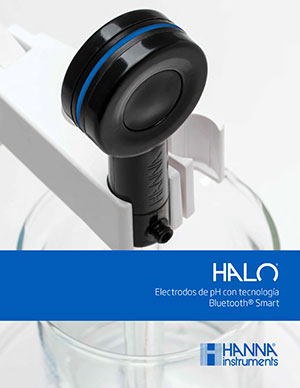 Electrodos bluetooth HALO